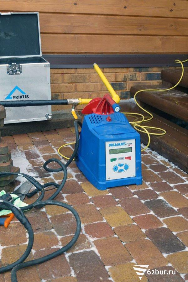 Аппарат для электросварных фитингов