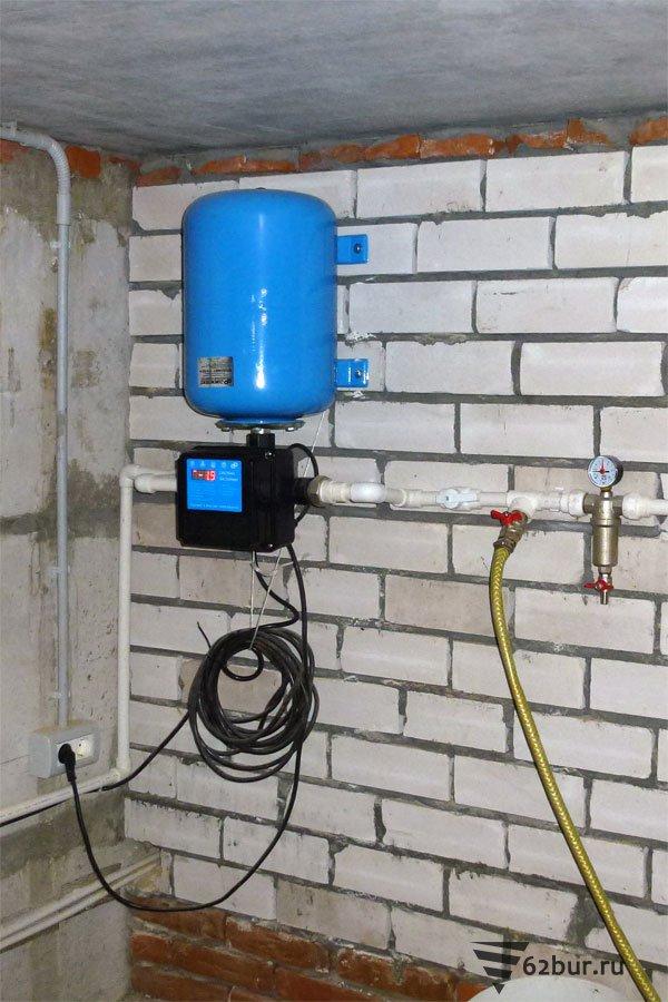 Система водоснабжения Частотник