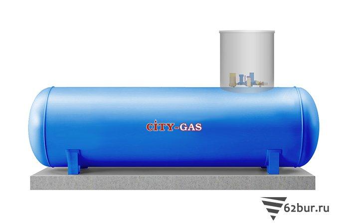 Газгольдер City-gas