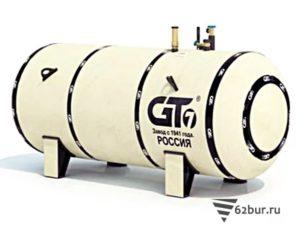 Газгольдер подземного исполнения РПГ
