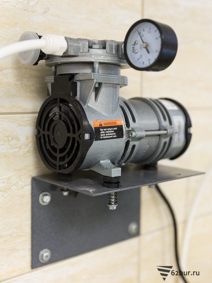 Компрессор системы очистки воды