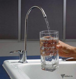 Отбор воды для анализа