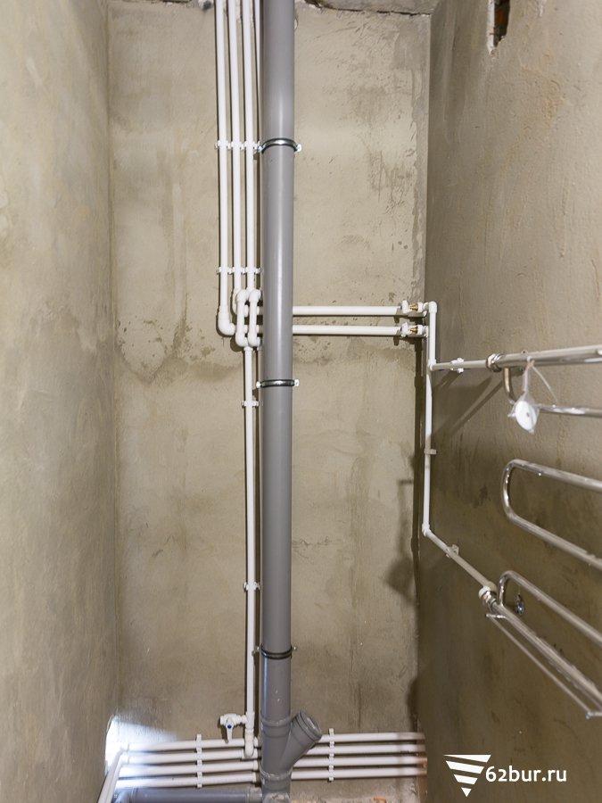 Система автономного отопления и водоснабжения