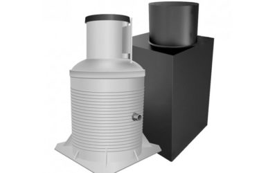 Описание кессонов применяемых при обустройстве скважин