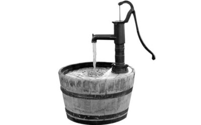 Виды обустройства скважины на воду